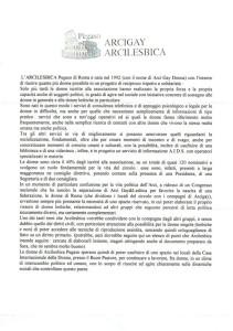 documento herstory  femministe lesbiche  luoghi donne storia collettivi manifestazioni gruppi Roma