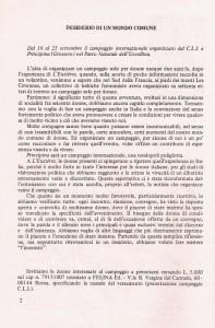 Collegamento lesbiche campeggio bollettino herstory  femminismo luoghi donne storia gruppi Roma