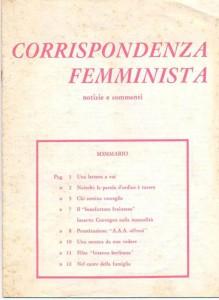 CFS  centro femminista separatista herstory  femministe lesbiche  luoghi collettivi gruppi Roma