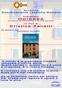 presentazione zanetti clr CFS centro femminista herstory separatismo luoghi collettivi gruppi donne Roma