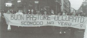 manifestazione 8 marzo Centro Femminista sabatini herstory  luoghi donne storia gruppi Roma