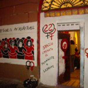 il 22 ingresso herstory  femminismo lesbiche  luoghi donne collettivi gruppi Roma