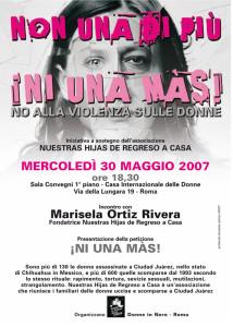 Donne in nero  incontro herstory  femminismo storia collettivi gruppi Roma