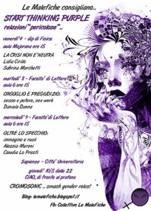 herstory  femminismo luoghi donne storia collettivi manifestazioni gruppi Roma Malefiche Collettivo studentesse università