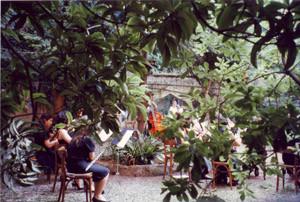 orchestra concerto casa donna affi herstory  femministe lesbiche  luoghi storia collettivi gruppi Roma