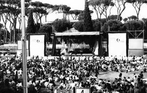 manifestazione parola ultima affi herstory  femministe lesbiche  luoghi donne storia collettivi gruppi Roma
