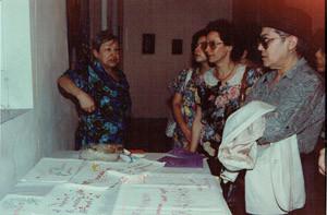 mostra Scienza della vita quotidiana casa donna herstory  femministe luoghi storia collettivi gruppi Roma