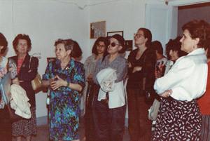 incontro Scienza della vita quotidiana casa donna herstory  femministe luoghi storia collettivi gruppi Roma