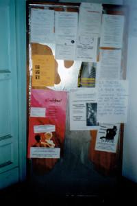 bacheca casa donna affi herstory  femministe lesbiche  luoghi storia collettivi gruppi Roma