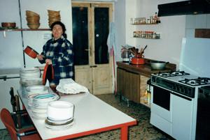 cucina sorellastre ristorante casa donna affi herstory  femministe lesbiche luoghi storia collettivi gruppi Roma