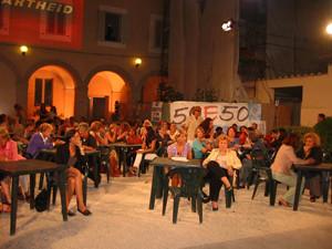 trasmissione tv casa internazionale donne herstory  femminismo lesbismo luoghi storia gruppi Roma