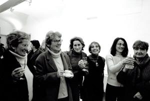 apertura casa internazionale delle donne herstory  femminismo lesbismo luoghi storia gruppi Roma