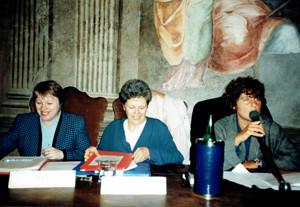 convegno emily casa internazionale donne herstory  femminismo luoghi storia gruppi Roma