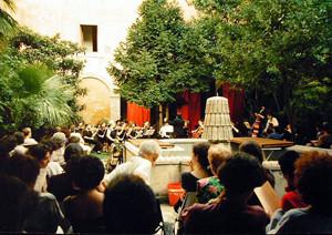 concerto casa donna affi herstory  femministe lesbiche  luoghi storia collettivi gruppi Roma