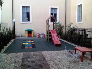 angolo bambini cortile consulenza psicologica casa internazionale donne herstory  femministe luoghi gruppi Roma