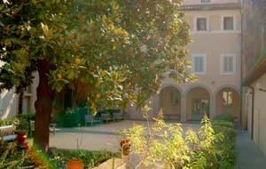 giardino casa internazionale delle donne associazioni herstory  femminismo lesbismo luoghi storia gruppi Roma
