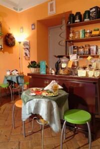 bio ristoro casa internazionale donne herstory  femminismo luoghi storia gruppi Roma