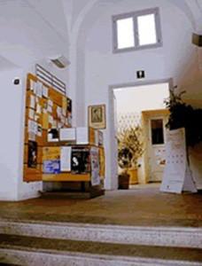 ingresso casa internazionale delle donne associazioni herstory  femminismo lesbismo luoghi storia gruppi Roma