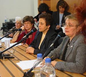 incontro casa internazionale donne herstory  femminismo luoghi storia gruppi Roma