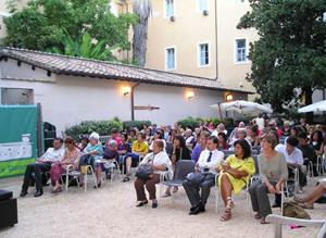 incontro presentazione casa internazionale donne herstory  femminismo lesbismo luoghi storia gruppi Roma
