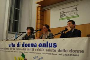 incontro vita donna casa internazionale donne herstory  femminismo luoghi storia gruppi Roma