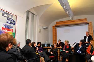 premio bartolini locandina archivia biblioteca casa internazionale donne herstory  femminismo lesbismo luoghi storia gruppi Roma