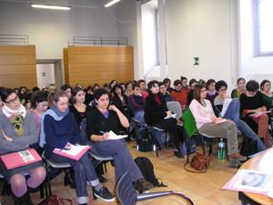 seminario archivia biblioteca casa internazionale donne herstory  femminismo lesbismo luoghi storia gruppi Roma
