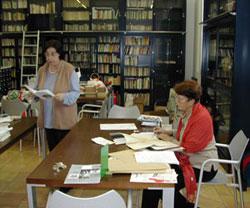 archivia biblioteca casa internazionale donne herstory  femminismo lesbismo luoghi storia gruppi Roma