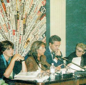 incontro casa internazionale donna affi herstory  femministe lesbiche  luoghi storia collettivi gruppi Roma