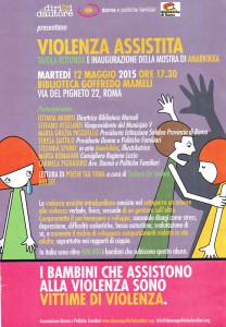 tavola rotonda donna politiche familiari herstory  femministe luoghi storia collettivi gruppi Roma