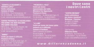 centro antiviolenza differenza donna herstory  femministe luoghi storia collettivi gruppi Roma