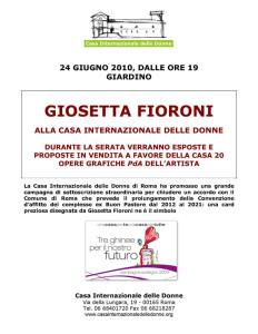 campagna casa internazionale donne herstory  femminismo lesbismo luoghi storia gruppi Roma