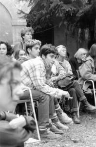 assemblea nazionale pastore herstory  femministe lesbiche  luoghi donne storia collettivi manifestazioni gruppi Roma