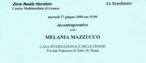 incontro mazzucco sorellastre ristorante casa donna herstory  femministe lesbiche luoghi storia collettivi gruppi Roma