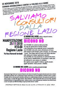 presidio consultori casa internazionale donne herstory  femminismo lesbismo luoghi storia gruppi Roma